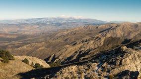 Sierra Nevada Immagini Stock Libere da Diritti