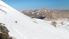 Sierra Nevada Adventure Stock Photo