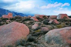 Sierra Nevada alle colline dell'Alabama Fotografia Stock