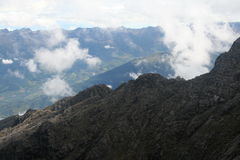Sierra Nevada de Merida Stock Photo