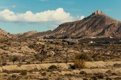 Sierra Nevada Hiszpania Obraz Royalty Free