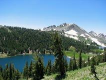 sierra Nevada jeziora. Fotografia Stock