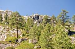 Sierra Nevada mountains  Stock Photography