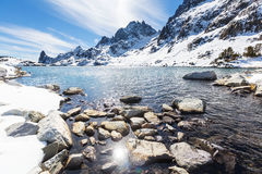 Sierra Nevada. Mountains royalty free stock photography