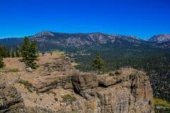The Sierra Nevada Mountains Stock Image