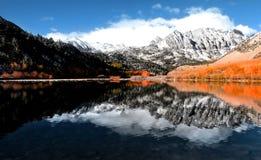 Sierra Nevada mountains Stock Image