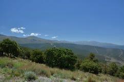 Sierra Nevada Mulhacen - Spagna Immagini Stock