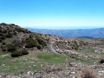 Sierra Nevada National Park imagen de archivo