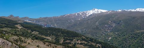 Sierra Nevada National Park, Spagna Immagine Stock