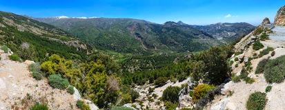 Sierra Nevada National Park, Spagna Immagini Stock Libere da Diritti