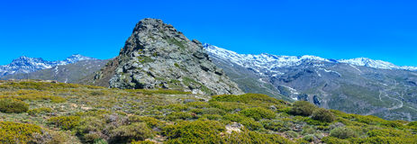 Sierra Nevada National Park, Spagna Immagine Stock Libera da Diritti