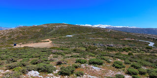 Sierra Nevada National Park, Spain. Royalty Free Stock Image