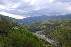 Sierra Nevada. Near Granada - city in Andalusia, Spain Stock Photos