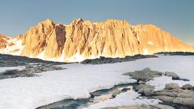 Sierra Nevada Sunrise Royalty Free Stock Photo