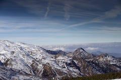 Sierra nevada Royalty Free Stock Photo