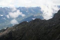 Sierra Nevadade Mérida stockfoto