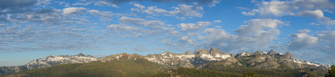 Sierra Nevadas Stock Photography