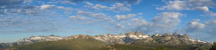 Sierra Nevadas Stock Photography