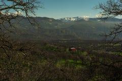 Sierra Nevadas Stockbilder