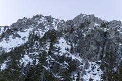 Sierra Neveda Peaks Stock Photos