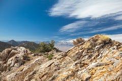 Sierra orientale Nevada View Photos stock