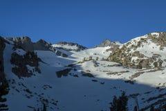Sierra Sonnenlicht Stockfotos