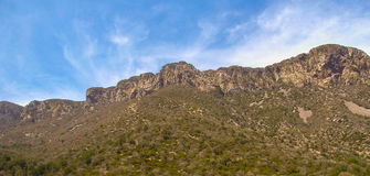 Sierra Vista mountains Stock Photos