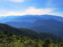 Sierre Nevada, Santa Marta Mountains; Kolumbien stockbilder