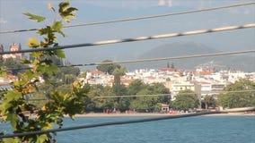 Siesta-время в Греции видеоматериал