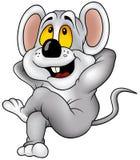 Siesta del mouse Fotografie Stock Libere da Diritti