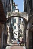 Siesta i Ligurien arkivfoto