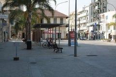 Siesta in Larnaca Royalty Free Stock Image
