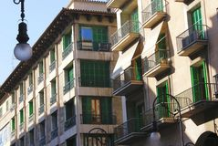 Siesta in Spagna fotografie stock libere da diritti