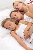 Siesta - una buena siesta de la tarde del verano Foto de archivo libre de regalías