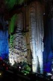 Siete cuevas en China Guilin Imagen de archivo libre de regalías