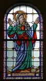 Siete dolores de la Virgen María Foto de archivo