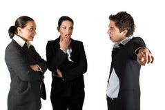 Siete licenziato! Fotografia Stock Libera da Diritti