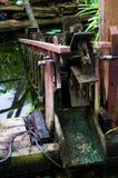 Sifão de madeira Imagens de Stock