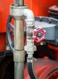 Siffle la valve Images stock