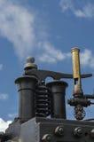 Sifflement de vapeur Photo stock