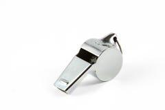 Sifflement en métal Image libre de droits