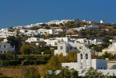 Sifnos Royalty Free Stock Photo