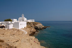 Sifnos-Cyglades-Greece Royalty Free Stock Photo