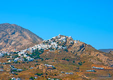 Sifnos, Chora Royalty Free Stock Photos
