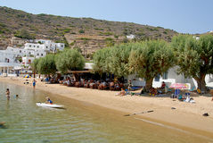 Sifnos-Cyglades-Greece Royalty Free Stock Photos
