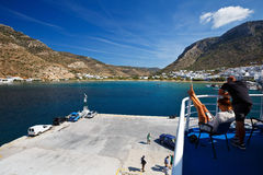 Sifnos island Stock Image