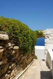 Serifos-Cyclades, Greece Stock Images