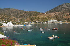 Sifnos-Cyglades-Greece Stock Images