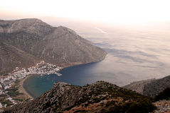 Sifnos-Cyglades-Greece Stock Image
