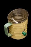 Sifter da farinha do vintage Fotos de Stock Royalty Free